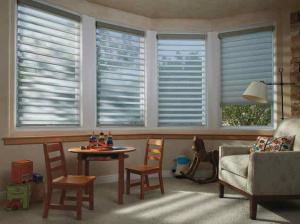 Silhouette Bonjour window shadings